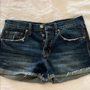"""Urban outfitters """"tomgirl"""" denim shorts"""